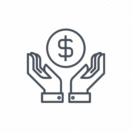 bank, banking, currency, exchange, loan, money icon