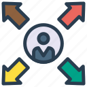 account, avatar, employee, profile, user