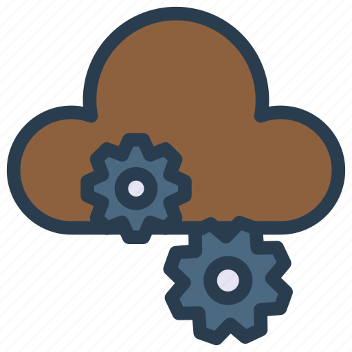 cloud, configure, preference, server, setting icon