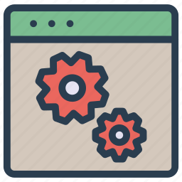 configure, internet, preference, webpage, window icon