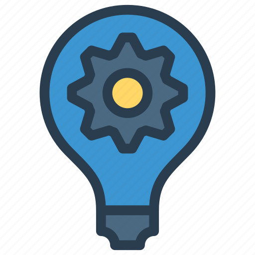 bulb, creativity, idea, lamp, ligth icon