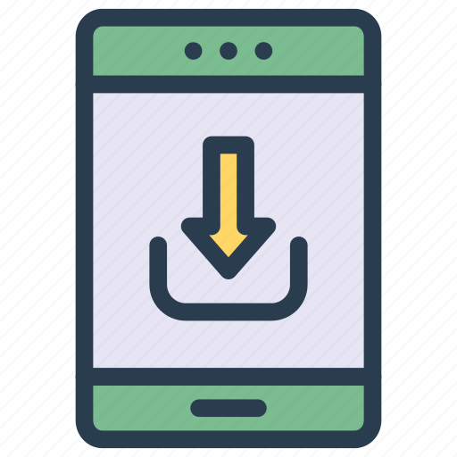 Device, download, gadget, mobile, phone icon - Download on Iconfinder