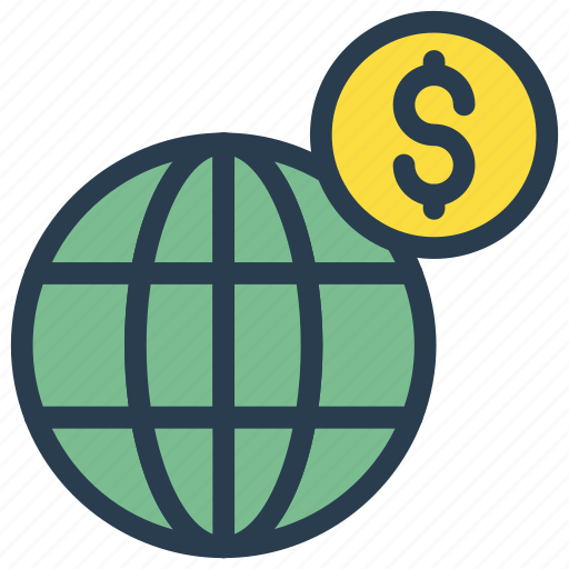 cash, dollar, exchange, money, transfer icon