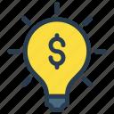bulb, creativity, idea, lamp, light