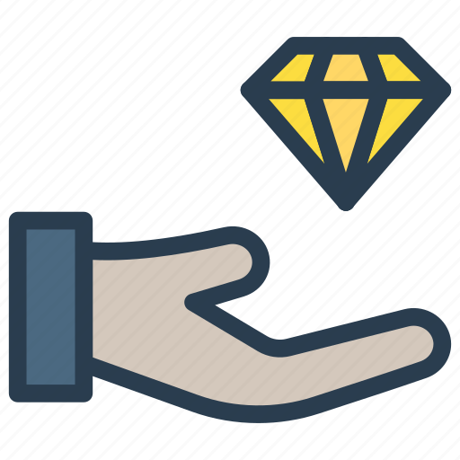 buy, diamond, finance, investment, pay icon
