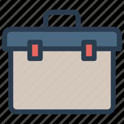 bag, baggage, briefcase, luggage, portfolio icon