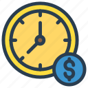 alarm, clokc, minute, time, watch icon