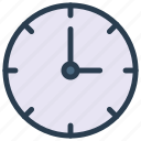 alarm, clock, schedule, time, watch icon