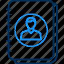 bankbook, summaries icon
