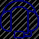 bukeicon, business, customer, finance, service icon