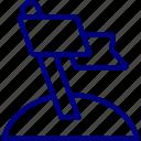 achievement, bukeicon, business, finance, flag, mission icon