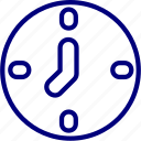bukeicon, business, hours, processing, time, work