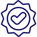 bukeicon, business, completion, finance, finished, success icon