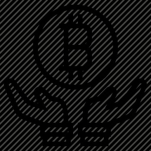 bitcoin, bitcoin business, bitcoin currency, business, digital currency, internet currency icon