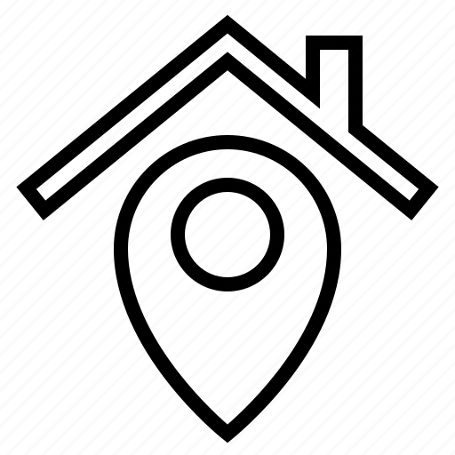 address, business address, business location, home address, home page, location icon