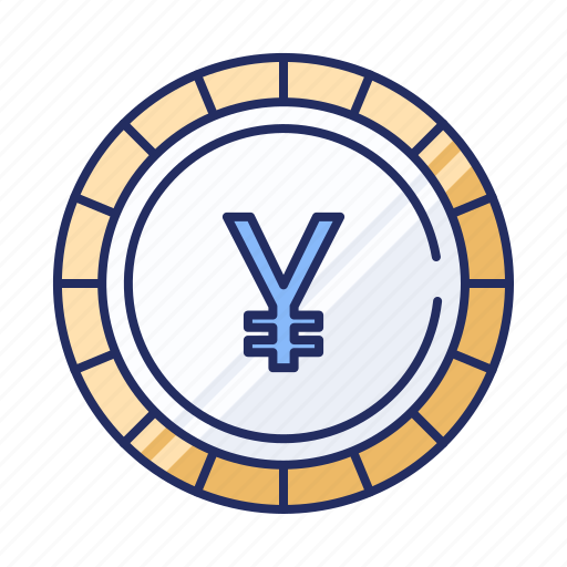 currency, finance, yuan icon