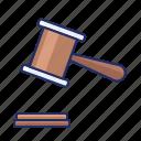 court, judge, justice