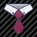 business, shirt, tie