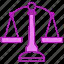 balance, justice, law, tool