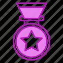 medal, reward, torphy, winner icon