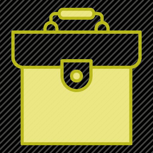 bag, briefcase, business, job icon