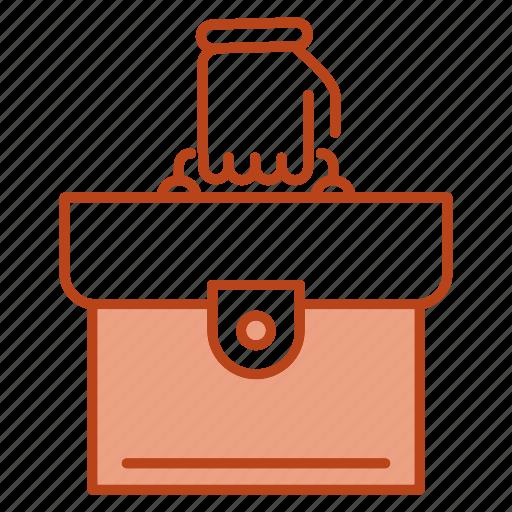 Bag, briefcase, job icon - Download on Iconfinder