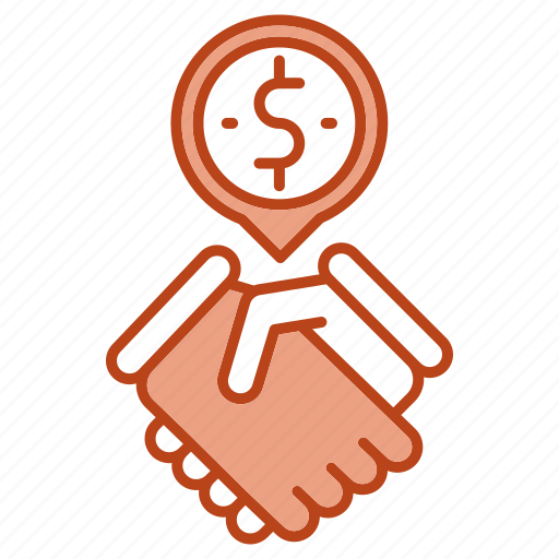 business, contract, deals, handsheck icon
