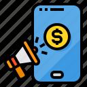 advertising, business, marketing, online, smartphone