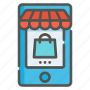 ecommerce, shopping, online, store