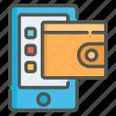 wallet, ewallet, payment, money