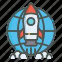 startup, rocket, launch, business