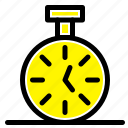 count, stopwatch, time, timer icon