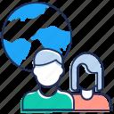 avatar, businessman, businessperson, industrialist, person icon