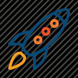 brand, expedite, fast, innovation, launch, motivate, motivation, onboarding, potential, progressive, project, promotion, quick, rapid, realize, reinforce, rocket, set up, setup, ship, start, startup, stimulate, upgrade icon