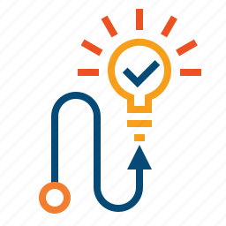 approach, concept, creative, decision, diagnostics, easy, expedient, find, hypothesis, idea, implement, innovation, innovative, insight, inspiration, make, model, modelling, practical, prototype, reaction, realize, recover, restore, setup, solution, trick, tutorials, use case, useful, visualize, workplan icon
