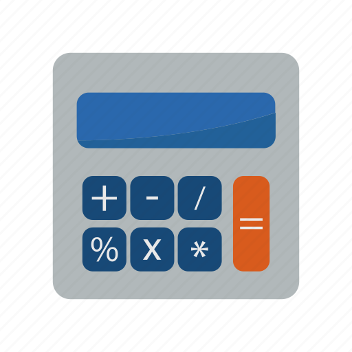 accounting, business, calculation, calculator, money, office icon