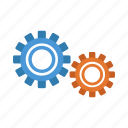 business, configuration, gear, preferences, settings, tools icon