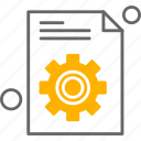 file, document, business, management