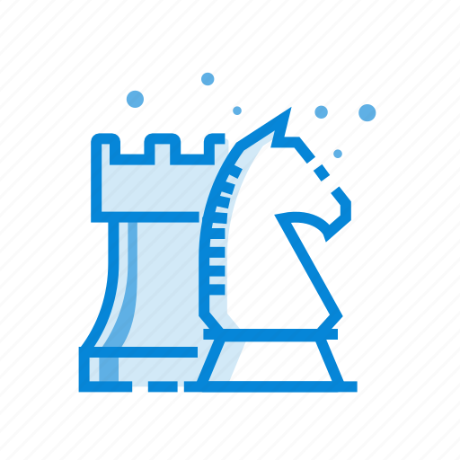 business, chees, horse, marketing, strategy icon