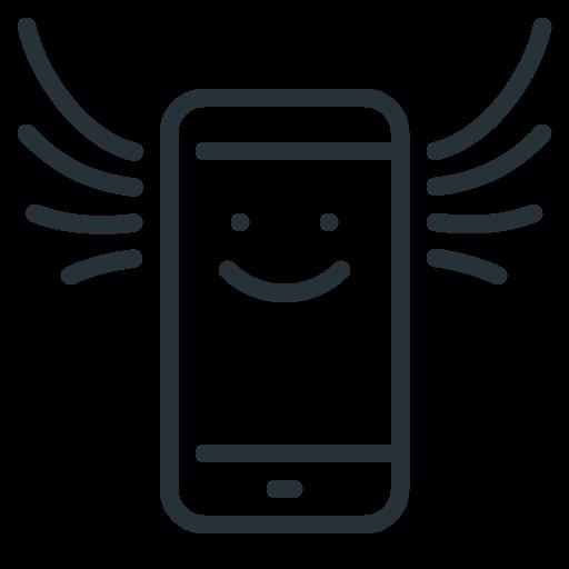funny, marketing, mobile, mobile marketing, responsive, responsive marketing icon
