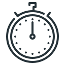 management, time, time management, business, stopwatch icon