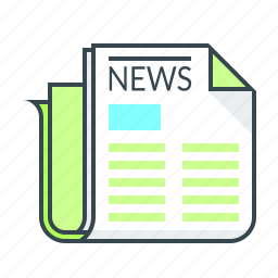 edition, events, magazine, news, newspaper, paper, press icon