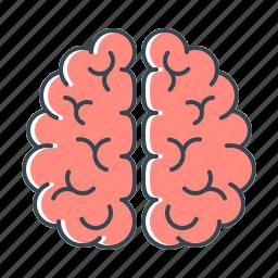 brain, brainstorm, idea, mind, think, thinking icon