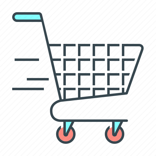 cart, commerce, e-commerce, e-commerce solution, shop, trolley icon