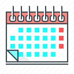 calendar, date, event, month, plan, planning icon