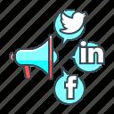 social media, social, advertising, media, network, social networks