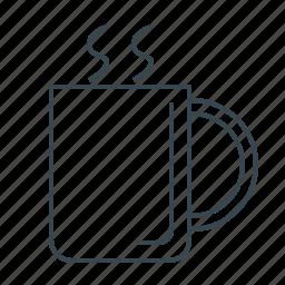 break, cafe, coffee, cup, hot, tea icon