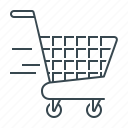 buy, cart, commerce, e-commerce, shop, trolley icon