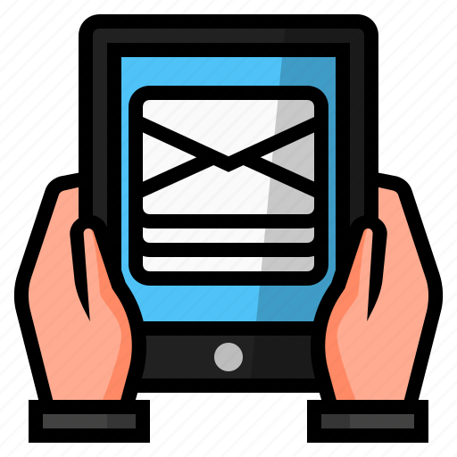 You got mail, business, email advertising, advertising, email marketing, online mail marketing, email icon