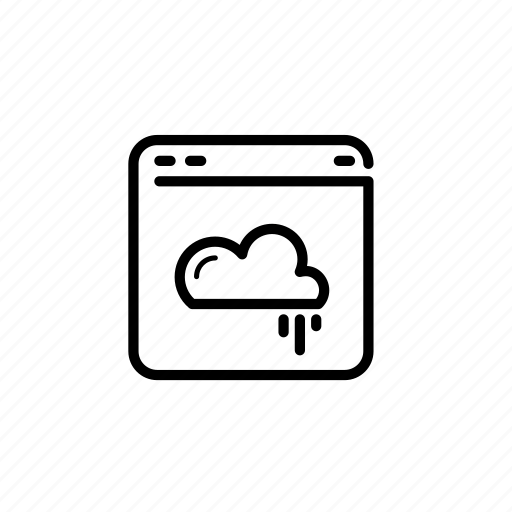 .svg, cloud, data, template icon